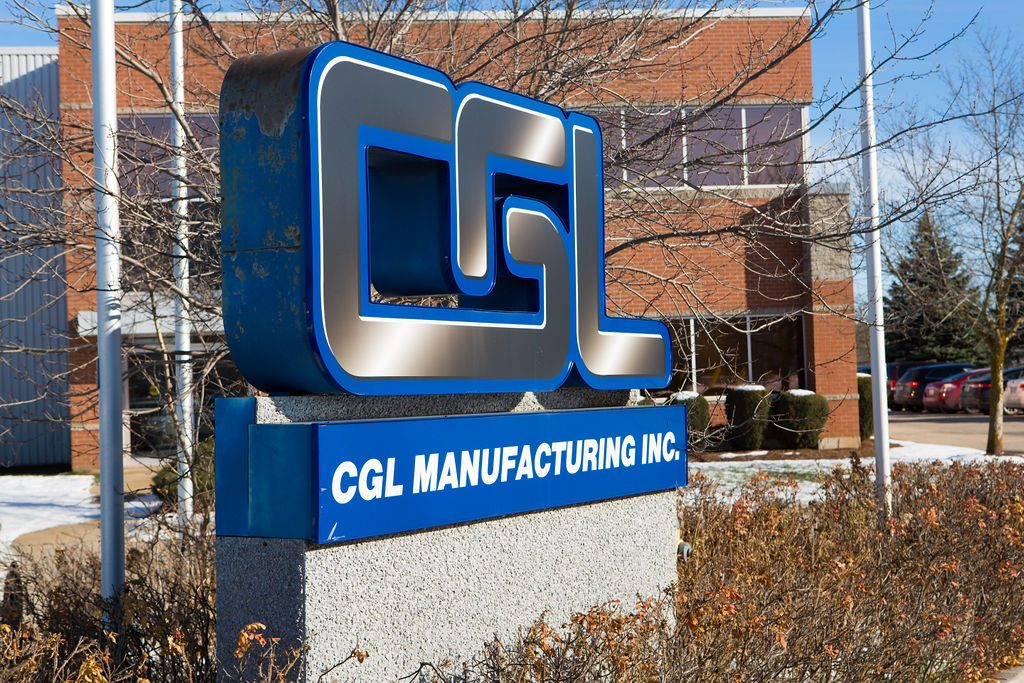 CGL Manufacturing Sign - CGL Manufacturing, Machining, Turning, Castings, Forgings, Fabrications, Assemblies, Components & China Machining